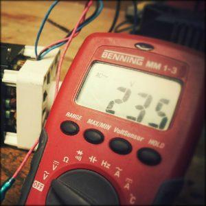 kalibracja multimetrów, wzorcowanie multimetrów